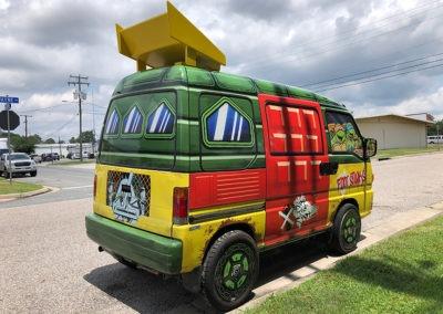 AHC Turtle Van Wrap 13